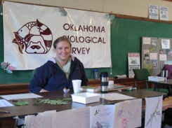 Sarah Duncan, undergrad research assistant, 2009